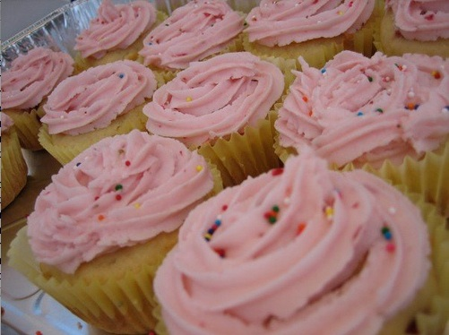 Cakes for Haiti