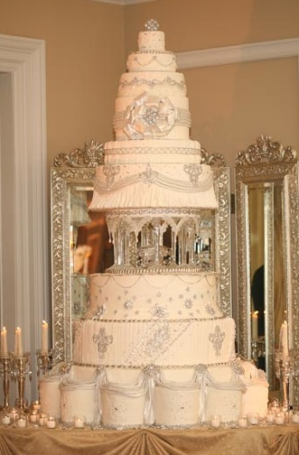 Jonas wedding cake