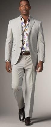 Etro Seerscuker Suit