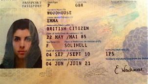 Passport new